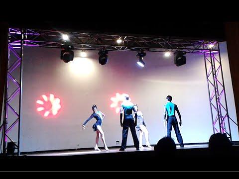 SALSA CASINO - Dueto de Talenttum Maracaibo (Dueto de Parejas)