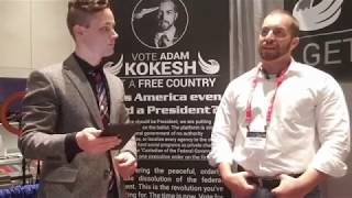 Ask A Libertarian: Adam Kokesh