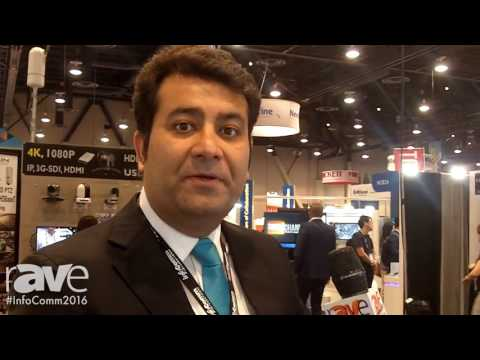 InfoComm 2016: PeopleLink Corporate Solutions Showcases Conferencing Solutions