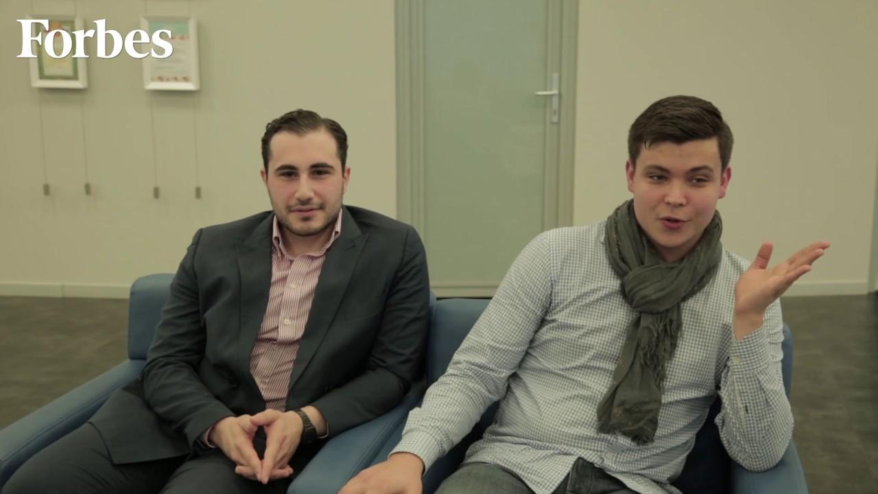 Видеоблог «Школы миллиардера»: проект WashDrop знакомится с ментором из Lamoda