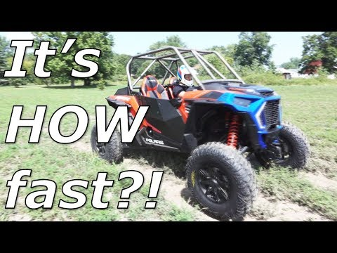 Rhino 2 0 axles RZR XP 1000 HIGHLIFTER - YouTube