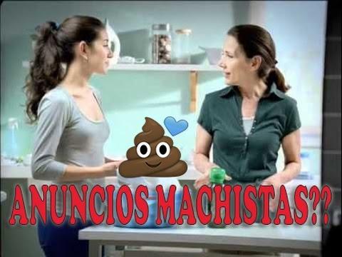 Anuncios sobre productos de limpieza machistas youtube for Anuncios de limpieza