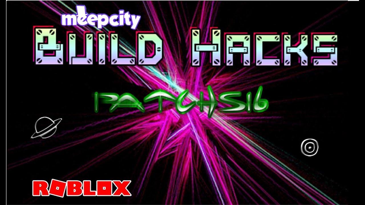 Roblox Meep City Club Alien Area 51 Pro Build Hacks