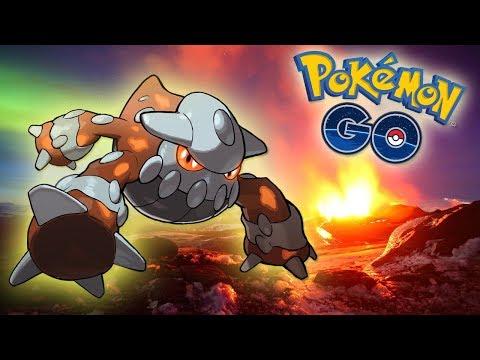¡OFICIAL HEATRAN NUEVO POKÉMON LEGENDARIO! ¡COMO GANAR a HEATRAN en Pokémon GO! [Keibron] thumbnail