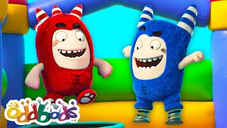 Best Toys To Play With This Summer   Episode by Oddbods