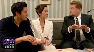 Download lagu James Can't Impress Henry Golding's Crazy Rich Mom w/ Michelle Yeoh