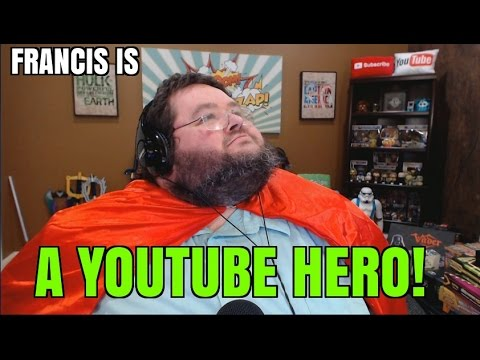 FRANCIS ROASTS EVERYONE! Pewdiepie, H3h3productions, Defranco, Mcjuggernuggets, and more!