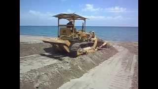 Roberto Mauro, Livellamento Spiaggia Sibari (CS)