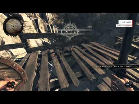 Hellraid Gameplay Demo   IGN Live Gamescom 2014