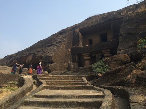 India Trip 2014: Kanheri Caves, Mumbai, India