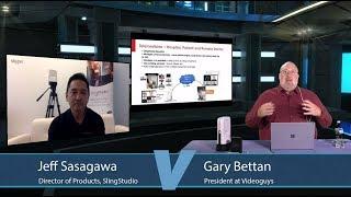 SlingStudio with Jeff Sasagawa Videoguys NewsDay 2sDay LIVE Webinar