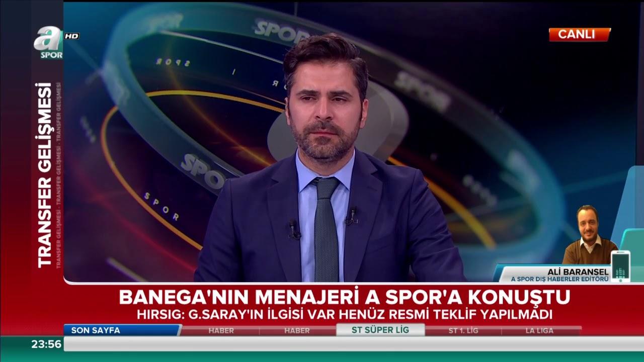 Spor Haberleri Galatasaray, Ever Banega'nın menajeri konuştu! Galatasaray...