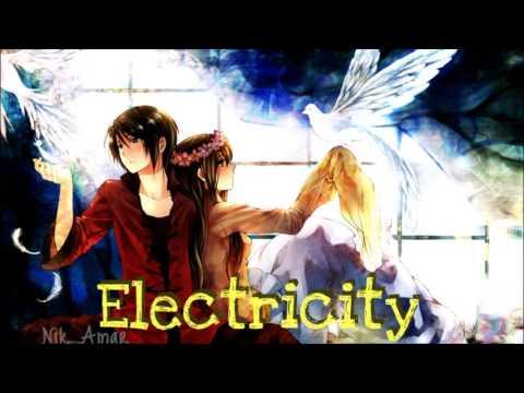 Клип Nik Ammar - Electricity