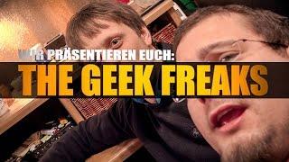 THE GEEK FREAKS - CHANNEL TRAILER