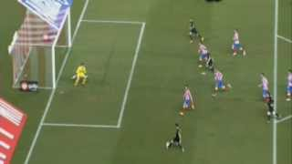 vuclip Barcelona vs Atletico Madrid 2-1 - All Goals and Full Match Highlights 26/2/2012