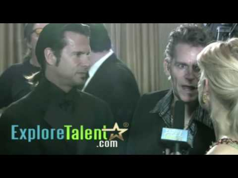 Lorenzo Lamas and Jeff Conaway Academy Awards 2009 Interview