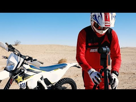 Two Tags. One Camera. No Problem |  Motocross filmed by SOLOSHOT3