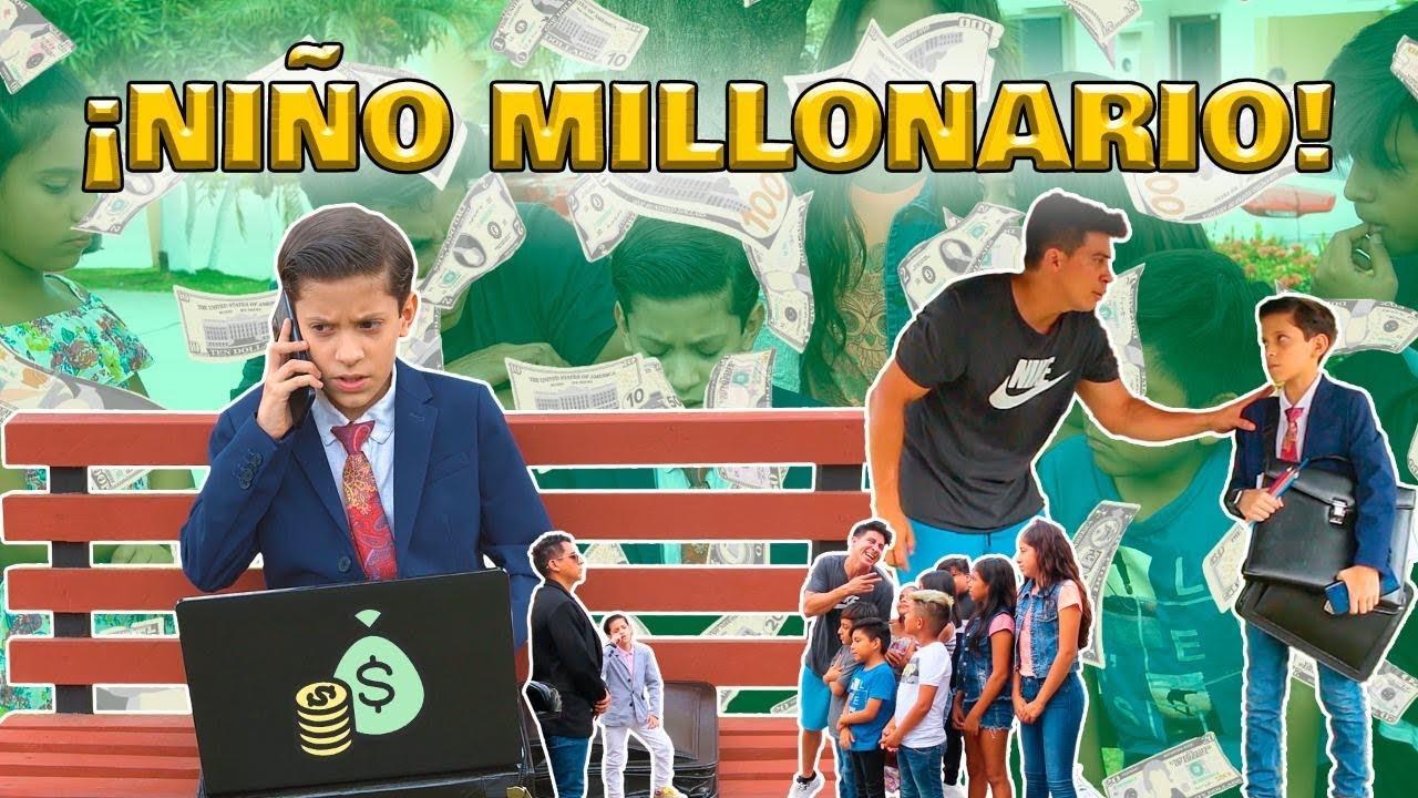 NIÑO MILLONARIO
