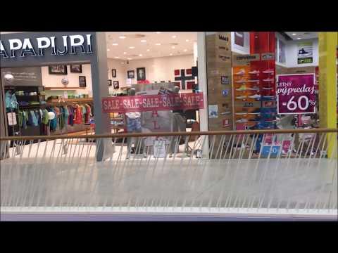 Bory Mall Bratislava Slovakia I Einkauf Zentrum Slowakei I Mit dem Auto durch Europa