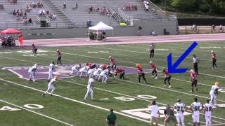 Derek Drouillard- 2012 Football Canada Cup Highlights