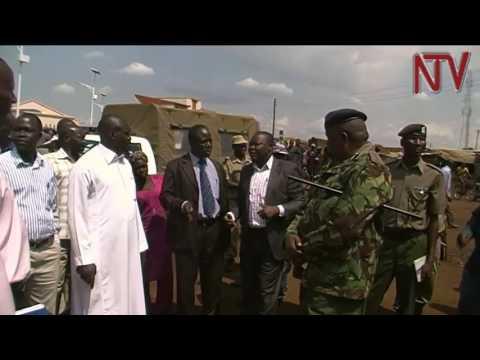 Kenya-Uganda border officials close off all markets within 'No Man's Land'