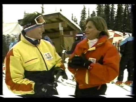 RFK Jr. Celebrity Ski Event - Real Banff Ski Report Week 9 ...