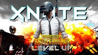 PUBG THEME SONG - LEVEL UP - XNOTE...