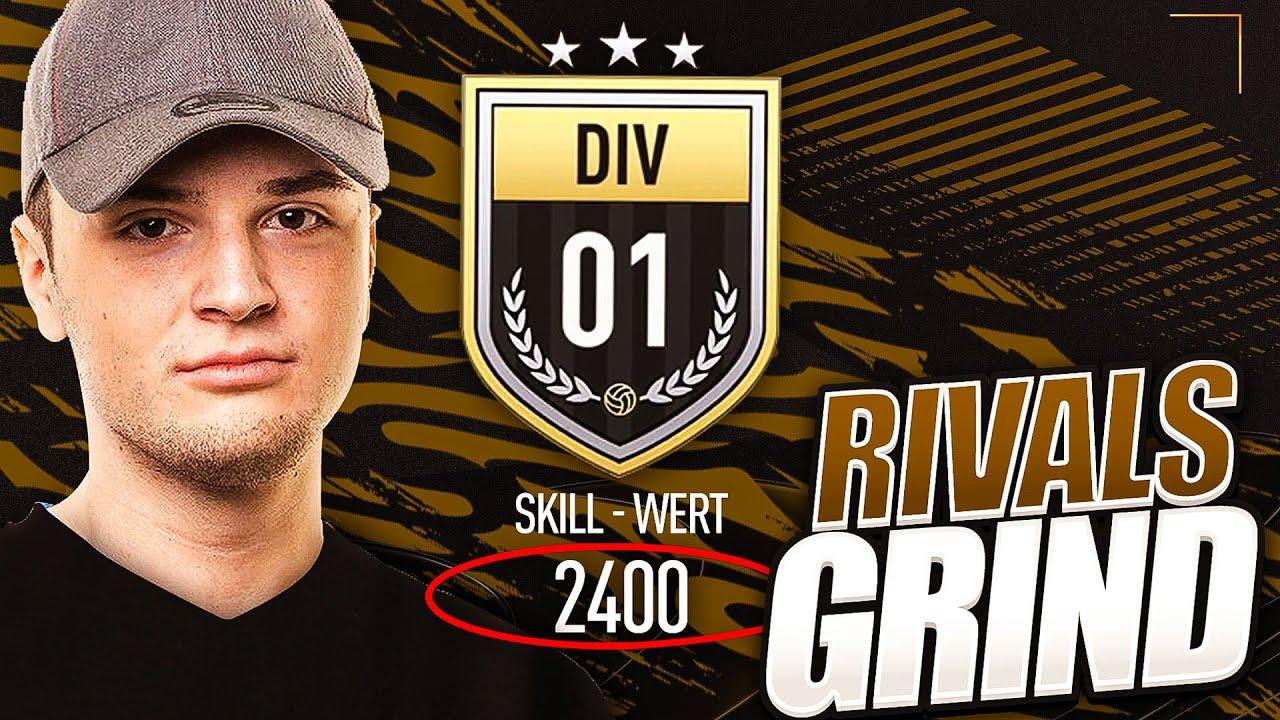 FIFA 21: ROAD TO 2400 SKILL RATING 🔴🔥