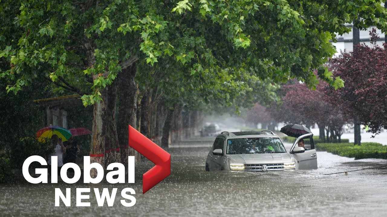 Download At least 25 dead as heavy rains, severe flooding hit China's Henan province