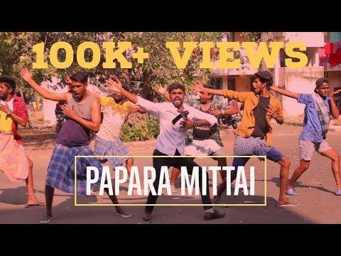 R K Nagar | Papara Mittai | Dance Cover