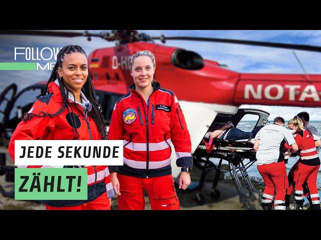 Notruf Greifswald: Leben retten im Helikopter