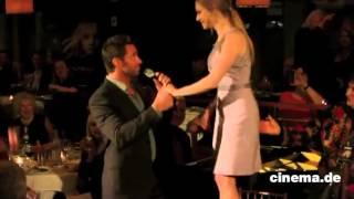 Hugh Jackman Sings Happy Birthday To Amanda Seyfried #2