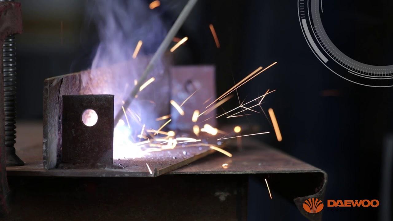 Daewoo inverter welder MINIDW220IMMA
