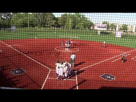 Softball: Houston Baptist Highlights