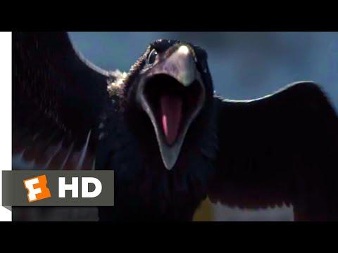 Turbo (2013) - Snail vs. Crows Scene (4/10) | Movieclips