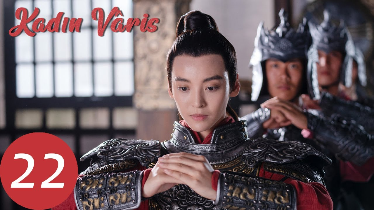 Kadın Vâris   22.Bölüm    Jiang Chao, You Jingru   The Heiress   女世子   WeTV Turkish