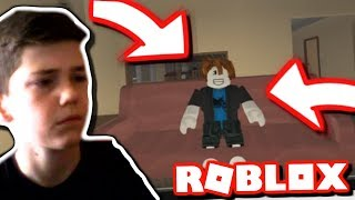 REACTING TO MY FIRST EVER ROBLOX ANIMATION!