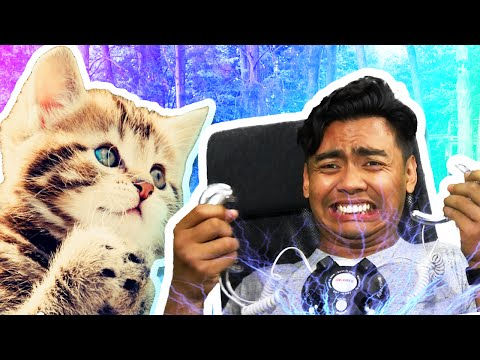 Thumbnail: TRY NOT TO LAUGH + ELECTRICITY CHALLENGE!