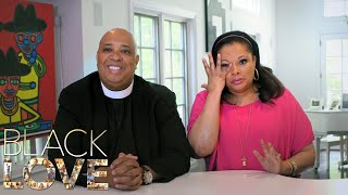 "An Emotional Justine Simmons Says Rev Run Is Her ""Soul Mate"" 