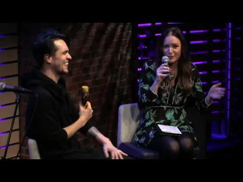 101 WKQX: Interview with Brendon Urie at The Sound Lounge