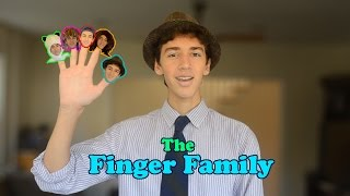 The Finger Family Song | Daddy Finger | Nursery Rhymes for Children