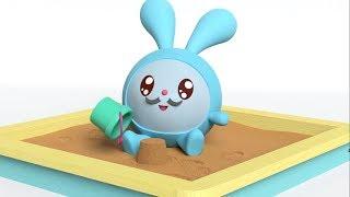 Малышарики - Хорошая игра  - серия 158 - Обучающие мультфильмы для малышей - детский сад