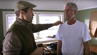 Raw Craft with Anthony Bourdain - Episode Two:  Frank Shattuck