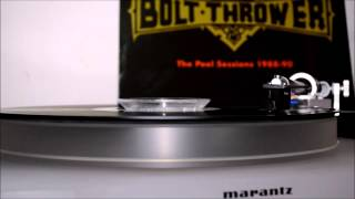 Bolt Thrower - The Peel Sessions 1988-90 - LP 1991