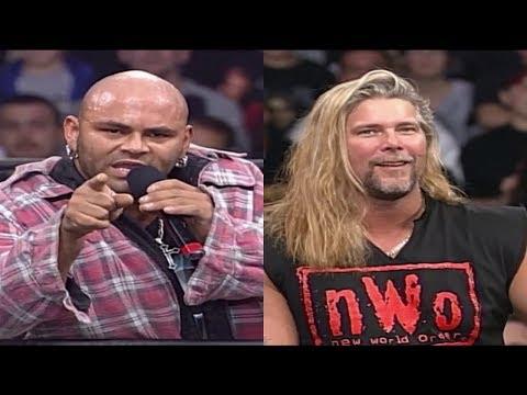 Konnan & Kevin Nash Engage In War Of Words [Nitro - 18th January 1999]