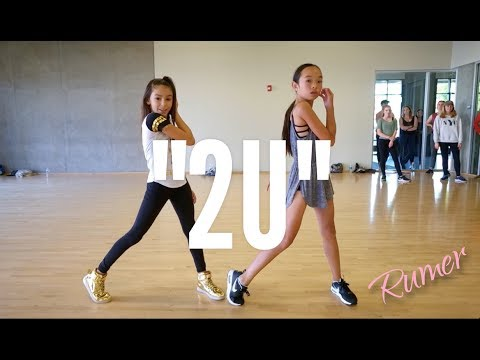 """2U"" - Class | RUMER NOEL CHOREO | @JustinBieber @DavidGuetta| @Rumernoel"