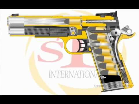 Glock Schematic Diagram Led Flasher Wiring Firing Mechanism Colt 1911 - Youtube