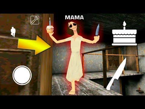 ДЕЛАЮ ОБНОВЛЕНИЕ ПРОТИВ МАМА ГРЕННИ - Playing Mama In Granny