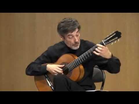 Carles Trepat: Bach Grave Sonata BWV 1003