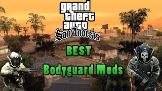 GTA San Andreas BEST Bodyguard Protection Mods Vol.1